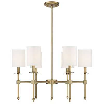 Neville 6-Light Shaded Chandelier - Wayfair