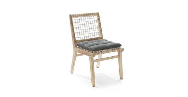 Teaka Dining Chair (SET OF 2) - Article