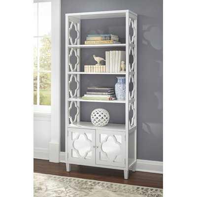 Cameron Etagere Bookcase - Wayfair