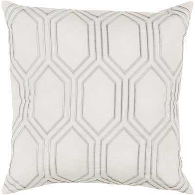 Senn Linen Geometric Throw Pillow - Birch Lane