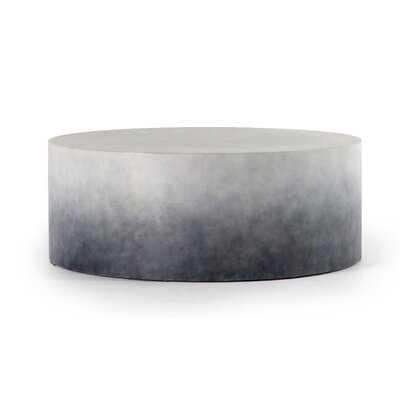 Scates Stone/Concrete Coffee Table - Wayfair