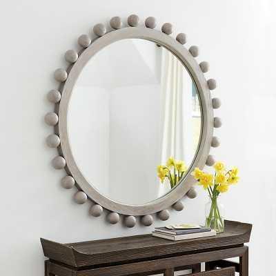 "Lindy Mirror  34"" - Ballard Designs - Ballard Designs"