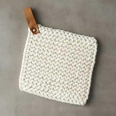 Crochet Pot Holder/Trivet - CB2