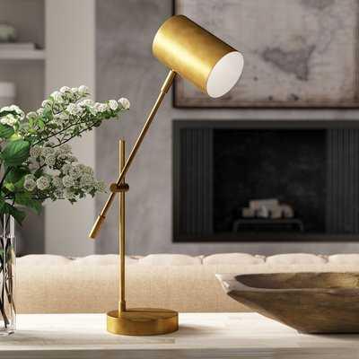 """Bradninch 20"""" Desk Lamp - Birch Lane"""