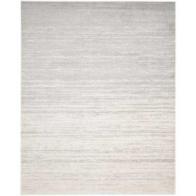 Adirondack Ivory/Silver 10 ft. x 14 ft. Area Rug - Home Depot
