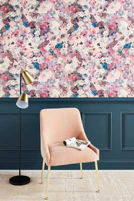 Helen Dealtry Aquarelle Floral Wallpaper - Anthropologie