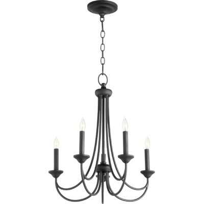 Polito 5-Light Candle Style Chandelier - Wayfair