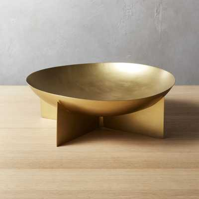 Oracle Brass Bowl - CB2