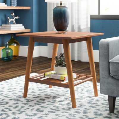 Conrad End Table - Wayfair