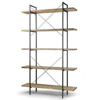 Tousignant Etagere Bookcase - Wayfair
