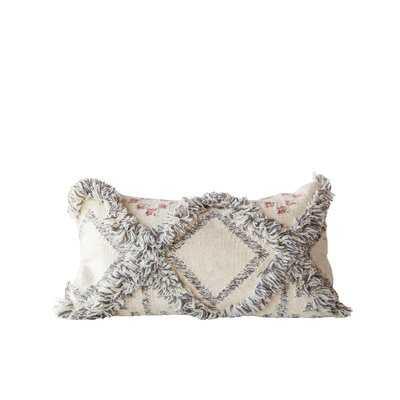 Carlee Wool Throw Pillow - AllModern
