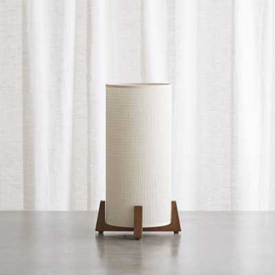 Weave Natural Table Lamp - Crate and Barrel
