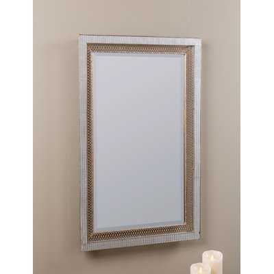 Rectangle Silver Wall Mirror - Birch Lane