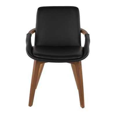 April Upholstered Dining Chair - Wayfair