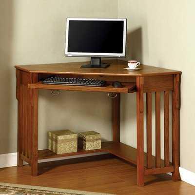 Hobson Corner Desk - Wayfair