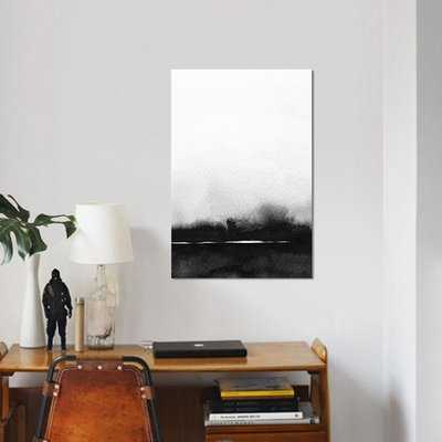 'Abstract Landscape No. 1' Graphic Art Print on Canvas - Wayfair