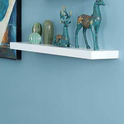 Bryanna Floating Wall Shelf - Wayfair