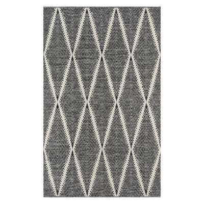 2'X3' Geometric Accent Rug Black - Erin Gates By Momeni - Target
