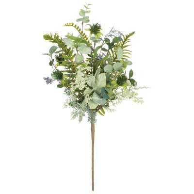 Garden Fresh Faux Herbal Branch - Wayfair