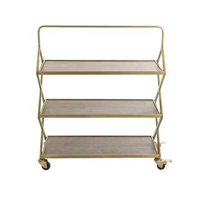 Mimms Bar Cart - AllModern