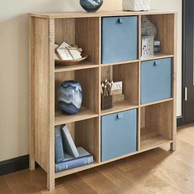 Premium Adjustable 9-Cube Unit Bookcase - Wayfair