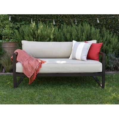 Catalina Outdoor Sofa with Cushions - Wayfair