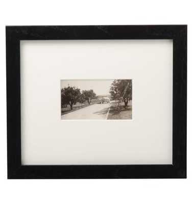 Framed Family Photo of Car on the Road - Rejuvenation