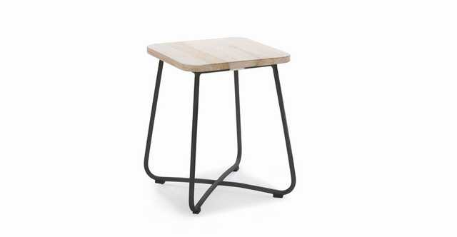 Nimbus Graphite Side Table - Article