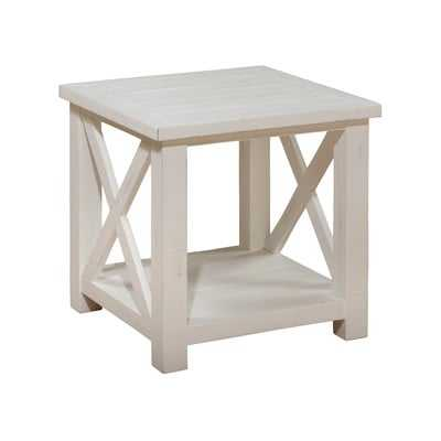 Sanderling End Table - Wayfair