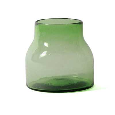 Cantel Glass Round Table Vase - Wayfair