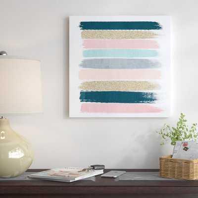 'Zara' Graphic Art Print on Canvas - Wayfair