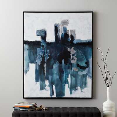 Basset Painting - CB2