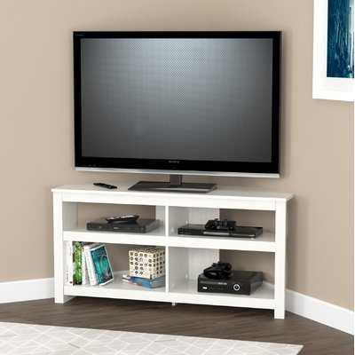 Chatsworth Corner TV Stand for TVs up to 60 - Wayfair