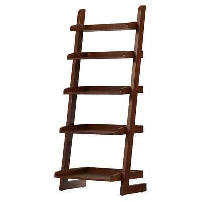 Silvestri Ladder Bookcase - Birch Lane