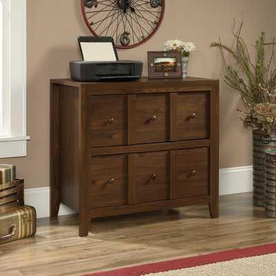 Ericka 2 Drawer Lateral Filing Cabinet - Birch Lane