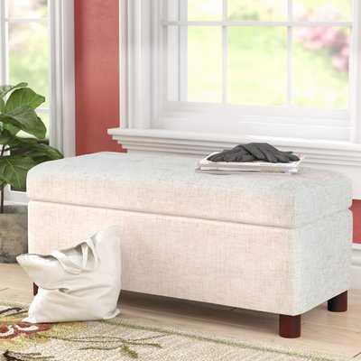Dulaney Upholstered Storage Bench - AllModern