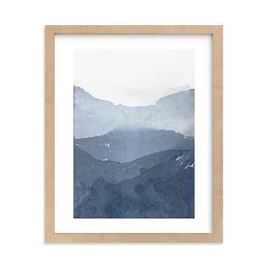 """Sacred Beginning No. 1 Framed Art by Minted(R), 8""""x10"""", Natural - Pottery Barn Teen"""