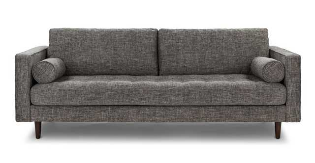 Sven Briar Gray Sofa - Article