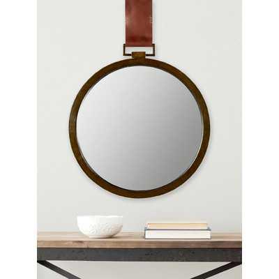 Round Wall Mirror - Wayfair