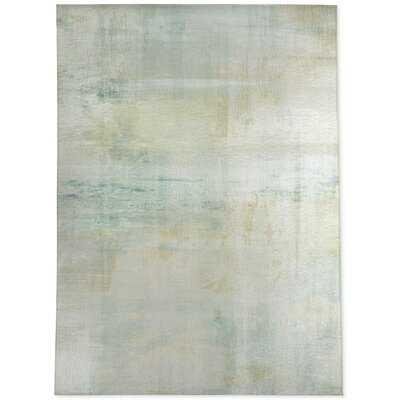 Cloud Nine Cream Area Rug By Hope Bainbridge - 8x10' - Wayfair