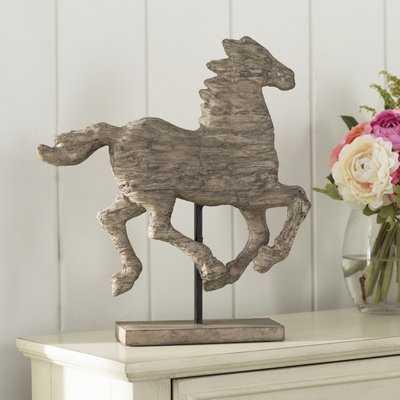Garstang Stallion Decor - Birch Lane