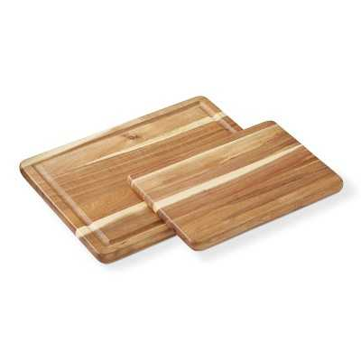 Williams Sonoma Cutting Board, Set of 2, Acacia - Williams Sonoma