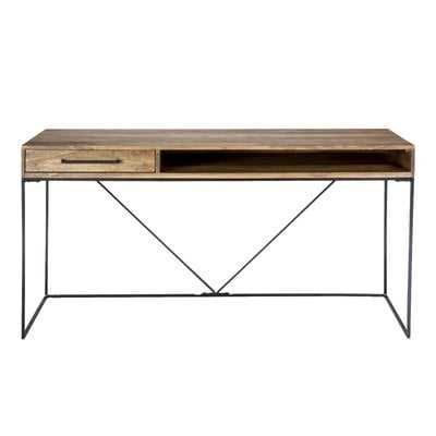 Amy Solid Wood Desk - Wayfair