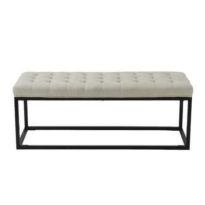 Vera Upholstered Bench - Wayfair