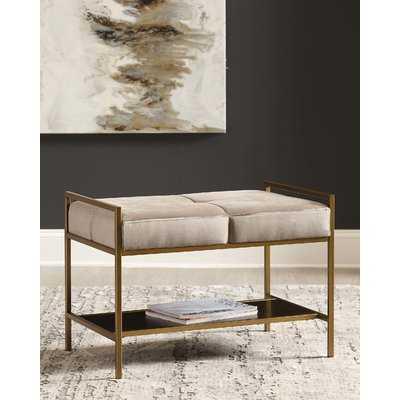Tocoloma Upholstered Bench - AllModern