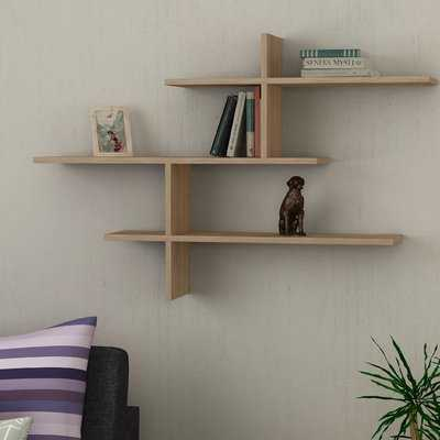 Mckelvy Modern Wall Shelf - Wayfair