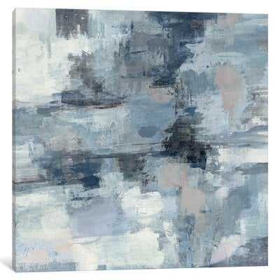 'In the Clouds' Print on Wrapped Canvas - Wayfair