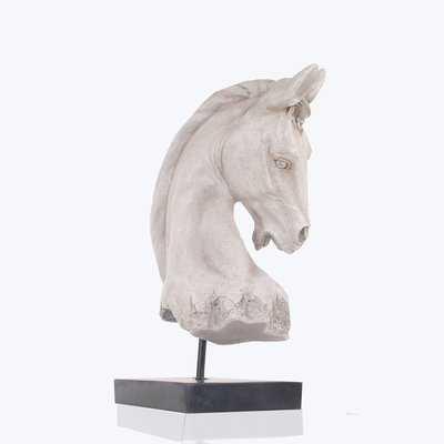 Jetton Horse Head Bust - Wayfair