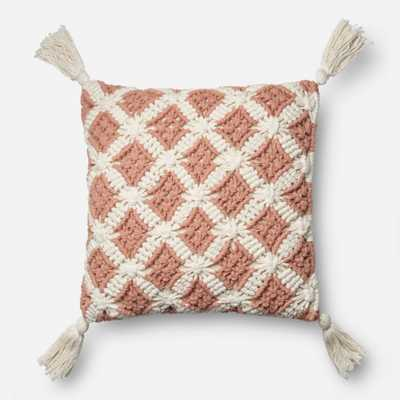 PILLOWS - BLUSH / IVORY - Loma Threads
