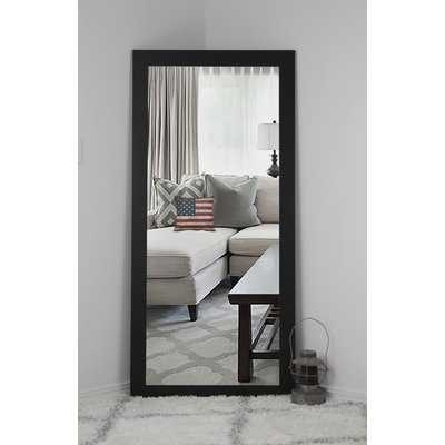 Garrison Modern Handcrafted Rectangle Wall Mirror - Wayfair